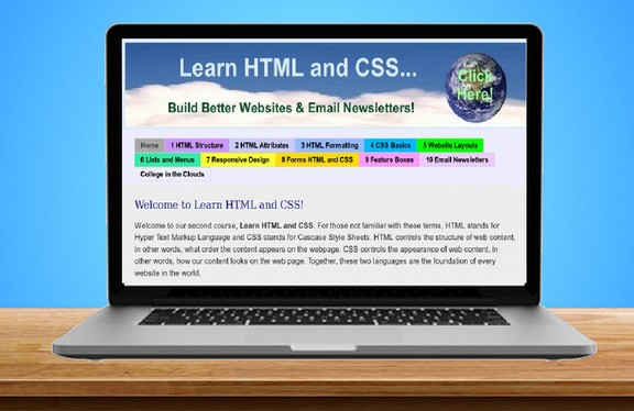 1 1 Html Structure The Bluefish Editor